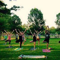 Yoga au parc Laurier