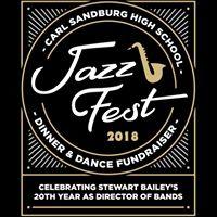 Jazz Fest Dinner and Dance Fundraiser