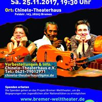 11. Interkulturelles Konzert &quotGrenzenlos-sin fronteras&quot