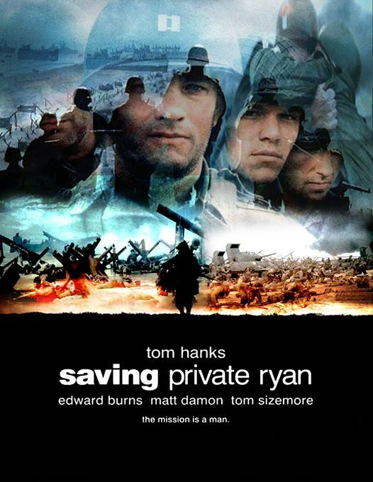 saving private ryan critique The unenthusiastic critic watches steven spielberg's war movie saving private ryan for the first time this week, the unenthusiastic critic is hitting the beach with tom hanks and company for saving private ryan (1998) nakea is not generally a fan of war movies, but will all her objections be.