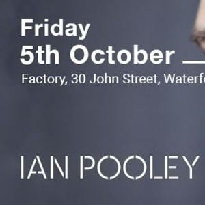 RePublik present Ian Pooley (Innervisions) at Factory