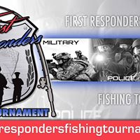 First Responders Saltwater FIshing Tournament