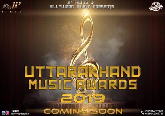 UMA (Uttarakhand Music Award) 2019