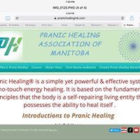 Pranic Healing Info Night