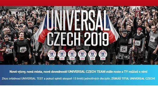 Universal Czech Test 2019