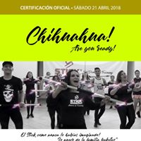 Certificacin Chihuahua Stick Workout Y Taller Hula Hoop