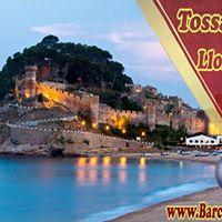 Dom(23 julio) Tossa De Mar y Lloret De Mar &quotBarcelona Trips&quot