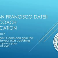 Certified Coaches Federation 2 Day Certification - San Francisco