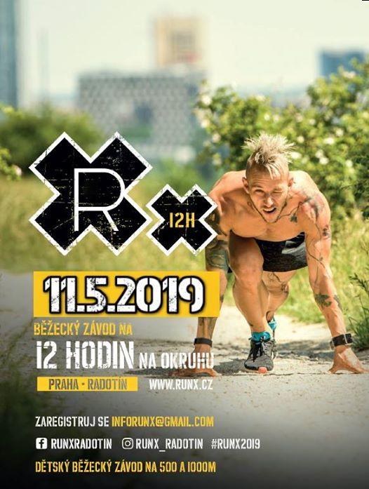 RunX 12H - beck zvod