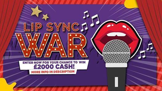 Lip Sync War