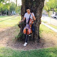 Student Recital John Kim cello
