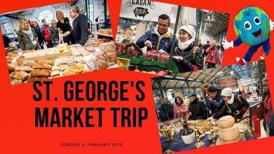 St. Georges Market Trip