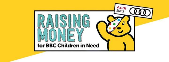 Charity Car Wash & Fundraising Day - Children in Need