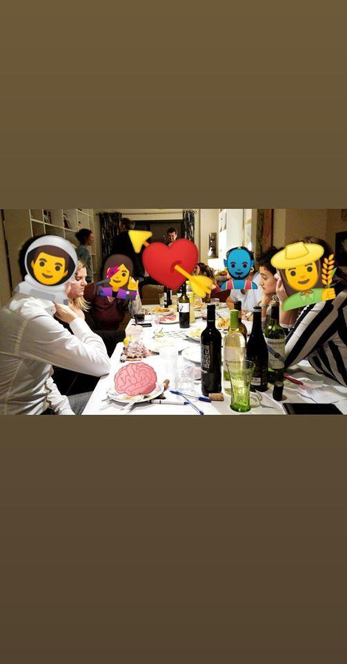 Noche De Juegos (y Vino) 3.0 - Oooh