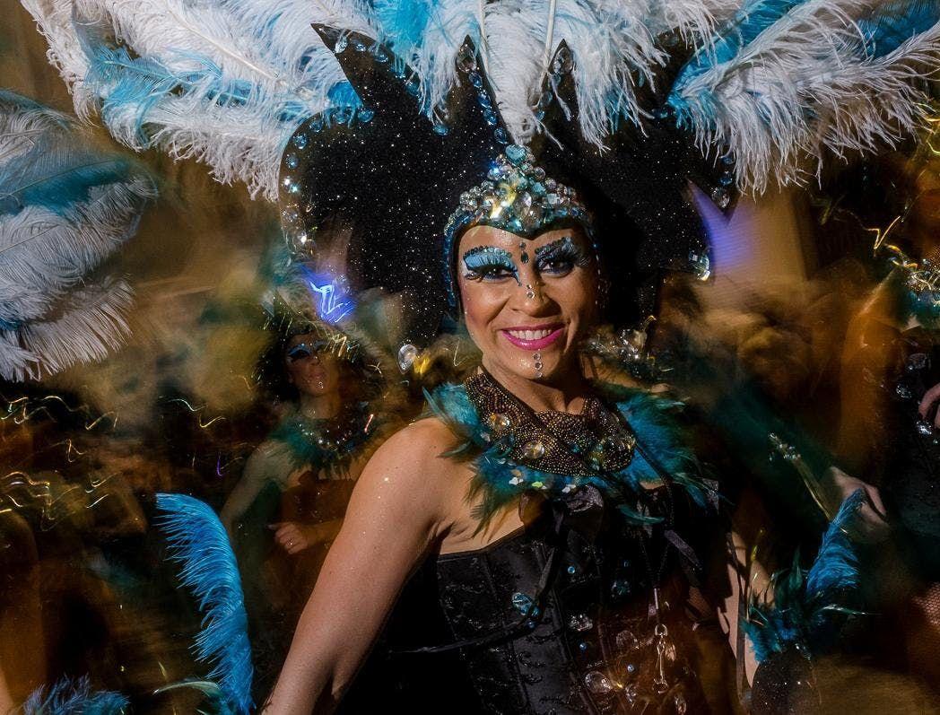 Cultural trip Carnaval de Sitges