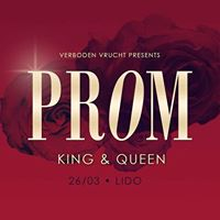 Bal Verboden Vrucht PROM KING &amp QUEEN 3rd EDITION