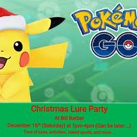 Christmas Lure Party