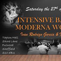 Intensive Bachata Moderna Workshop  Sheffield Tapton Hall