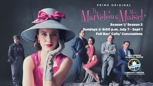 The Marvelous Mrs. Maisel FREE Community Screening