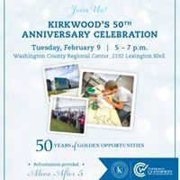 Kirkwoods 50th Anniversary Celebration
