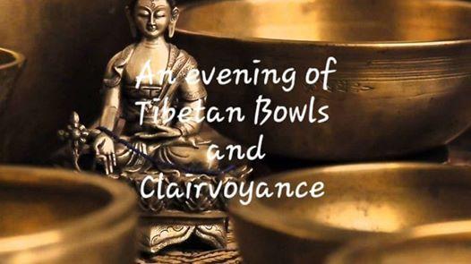 An Evening of Tibetan Bowls And Clairvoyance