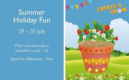 ec2c82533d1 Create & Grow Summer Holidays - Week 2 at Squires Crawley | Crawley