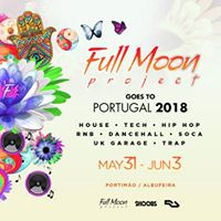 Full Moon Project Goes To Portugal