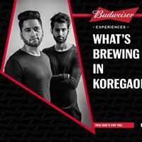 Whats Brewing in Koregaon Park feat. Progressive Brothers