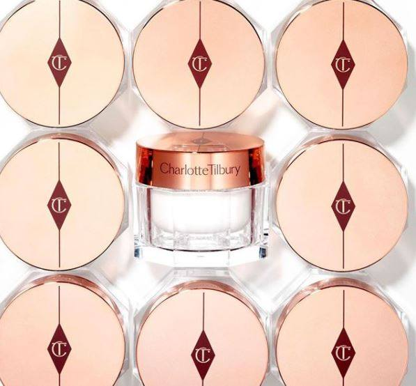 Beauty Lesson with Charlotte Tilbury