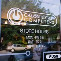 Charlotte Street Computers