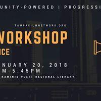 Actors Workshop by Tampa Film Network