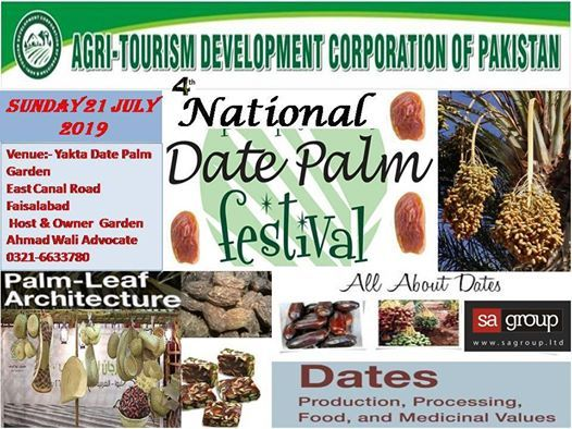 National Date Palm Festival 2019