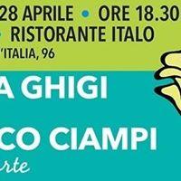 Marco Ciampi pianoforte - Katia Ghigi violino