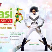 Selasi Fashion Show 2017