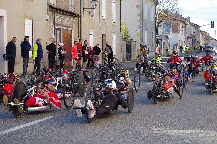 Inscriptions en ligne  18 km fauteuils 21 km handbikes