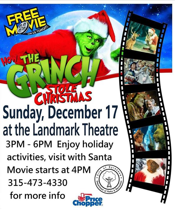 how the grinch stole christmas free movie showing - How The Grinch Stole Christmas Free Movie