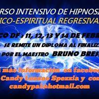 MEXICO DF CURSO DE PRIMER NIVEL DE HIPNOSIS PSICO.ESPIRITUAL REGRESIVA