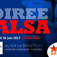 SALSA ROND POINT