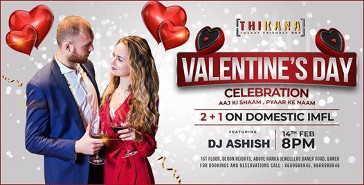 Valentines Day Celebration Ft. DJ Ashish