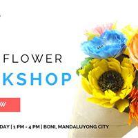 Handmade Blooms by Joy Workshop