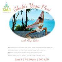Shakti Yoga Flow with Aliya