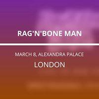 RagnBone Man in London
