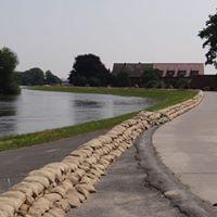 Hochwasserschutzseminar THW Stolberg