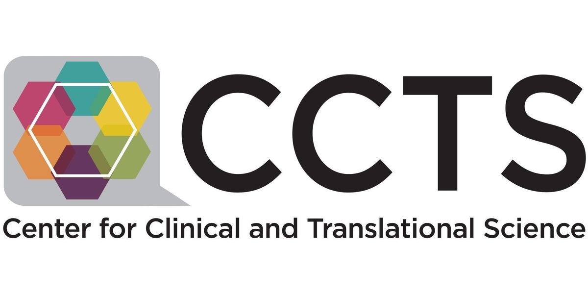 CCTS Friday Mentoring Lunch - April 19