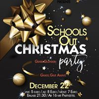 Schools Out Christmas Party Addicted Club 16
