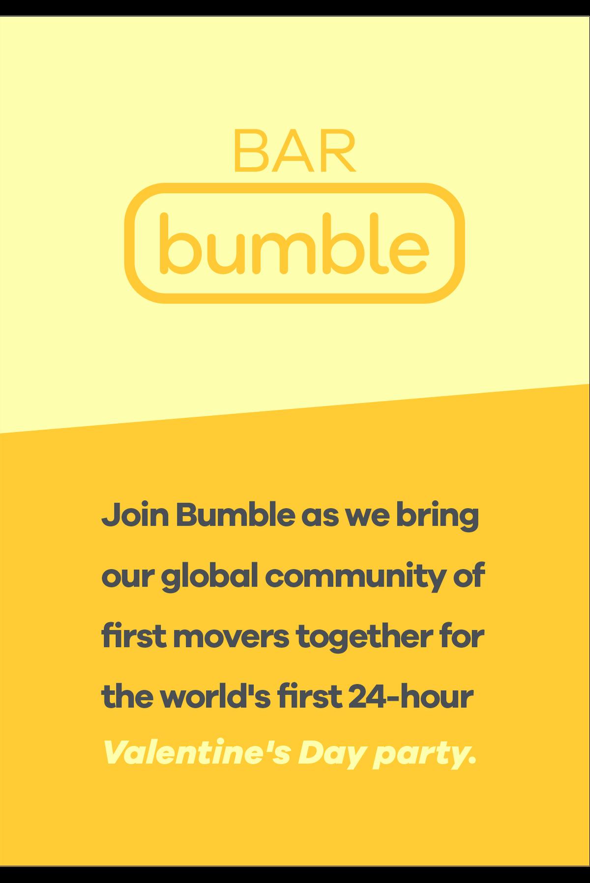 BAR bumble