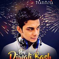 Pre Diwali Bash with Amit Gupta  Hardik  Hussain