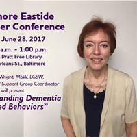 Baltimore Eastside Caregiver Conference