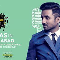 Vir Das live in Ahmedabad - BoardingDAS Tour