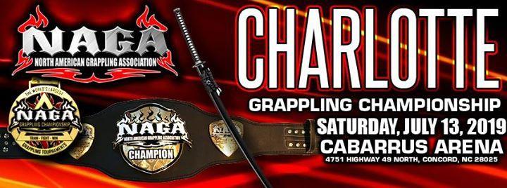 2019 NAGA Charlotte Grappling Championship